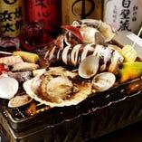 夏は海鮮浜焼きBBQと旨いビールで乾杯!ちょいのみに最適