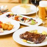 お料理3品付♪『おまかせワイン3杯コース』4,860円(税込)|飲み会・女子会・デート