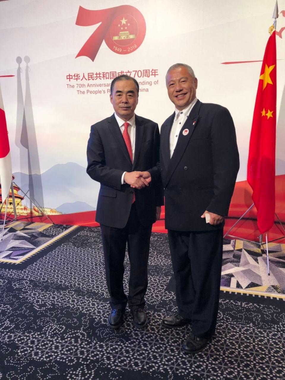 中国大使館認定のレストランで本場の中華料理をご堪能下さい!