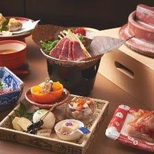 ◆お料理お任せコース