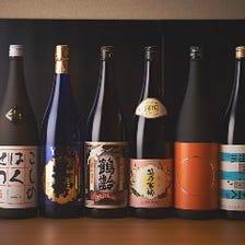 ◆お料理に合う地酒