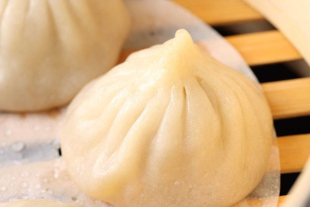 米澤豚一番育ち入りの小籠包