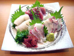 鮮魚旬菜 魚福