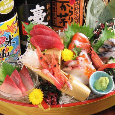 海鮮魚力 立川南口店  こだわりの画像