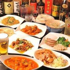 本格中国料理 満州園