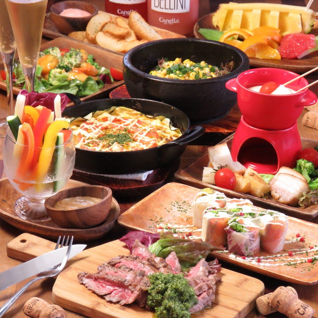 ■キャンプ飯でご宴会♪
