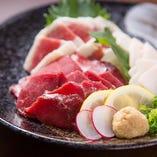 熊本県産の馬肉【熊本県】