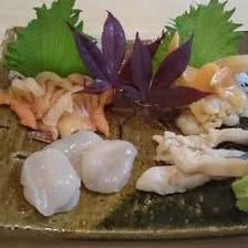 【飲み放題付】浜茂鮨のおすすめ『ライトプラン宴会コース』全6品|宴会