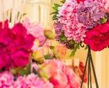 花束や景品セット、お手土産等もご手配可能です。