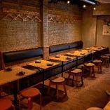 ≪レイアウトOK≫2名様テーブル席×11卓(テーブル席)