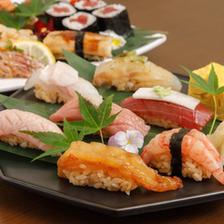 にぎりランチ 輝(かがやき) 貝類から炙りものまで贅沢握りを堪能 お祝い/誕生日/接待