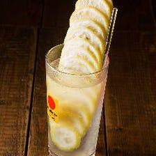 大人気!氷結レモンサワー!