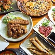本場韓国料理が味わえます