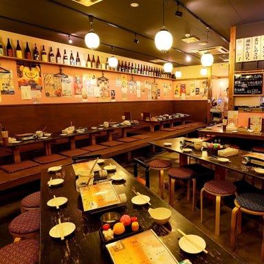 九州屋台 二代目 九次郎 研究学園エビスタウン店 店内の画像
