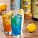 日本酒蔵の国産レモンサワー!檸檬・沖縄んブルー・りすイエロー