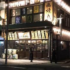 串焼き 神社