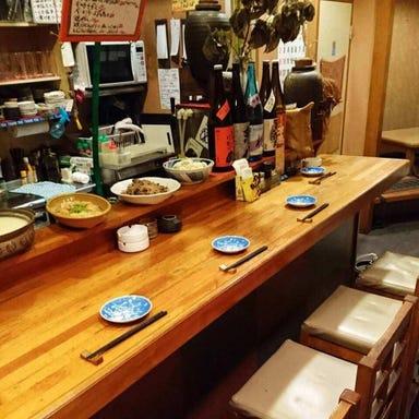小鍋や 拓 小鍋とすっぽん 店内の画像