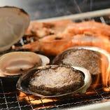 卓上コンロでやる海鮮BBQは一味違います!