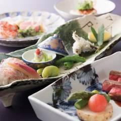 宝塚ホテル 日本料理「彩羽」