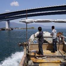 堅田漁港水揚げの琵琶湖魚