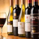 世界各国のワインをセレクト