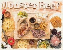 肉カフェ&バル モンスタービーフ 本川越店