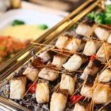 お魚【季節ごとに食材の仕入れ先は異なります。】