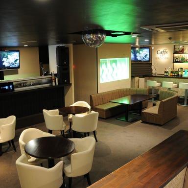 BAR&Party space Caffs  店内の画像