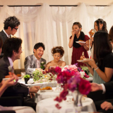 結婚式・結婚二次会