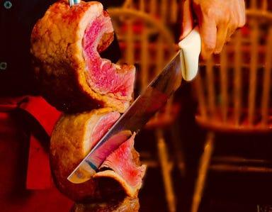 シュラスコレストラン ALEGRIA ueno  メニューの画像