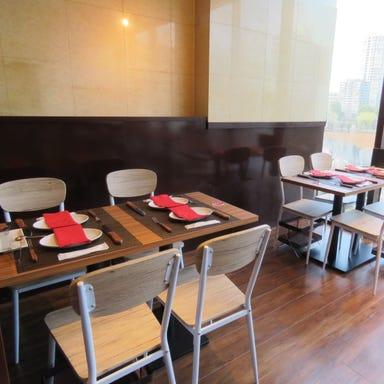 シュラスコレストラン ALEGRIA ueno  店内の画像