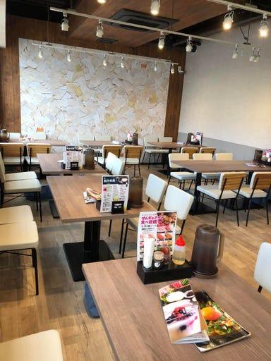 韓国料理 李朝園 生野店 店内の画像
