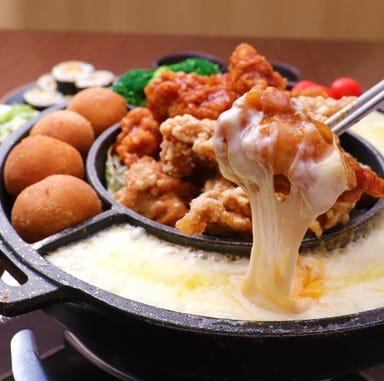 韓国料理 李朝園 生野店 コースの画像
