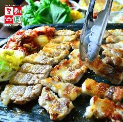 韓国料理 李朝園 生野店