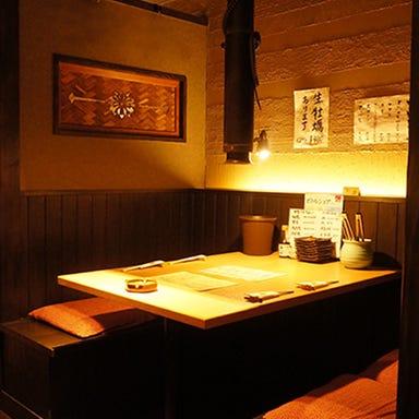 個室 居酒屋 三重を喰らえ 貝ばか一代 店内の画像