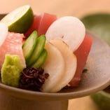 魚は天然ものに限ります!新鮮な魚の甘味をグっと味わって下さい