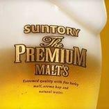 ビールといえば、ザ・プレミアムモルツ