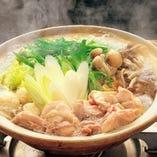 大山地鶏鍋