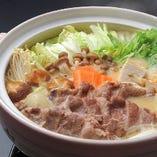 鹿児島県産黒豚鍋