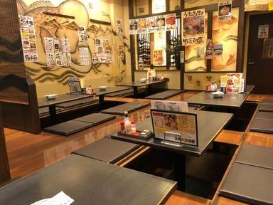 寿司居酒屋 七福 戸塚店 店内の画像