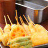 大人数でのご宴会向け!串カツの食べ放題コースもございます!!