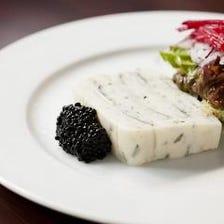 ビストロ感覚のフランス料理
