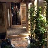 仙台の街並みの一角に隠れ家のような異空間が出来上がりました。