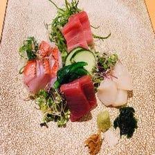 ◆料理長が心を込めて作り上げる和食