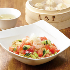 冷製トマト乾伴麺