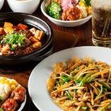 【ランチ】気軽に美味しい中華を堪能! ランチ限定メニュー&ランチサービスあり♪