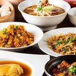 創作中華と地産地消の想い 九州産の野菜と地元の厳選食材を使用