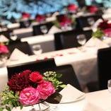 【WEDDING】とっておきの一日に 『HAKATA ONO』おもてなしWEDDING/1.5次会・2次会