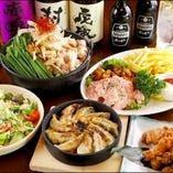 自慢の九州料理で宴会♪