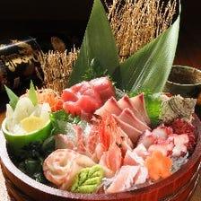 【席のみ・当日予約可 】どんたく自慢の料理を心ゆくまで堪能できます♪料理は、当日ご注文ください。